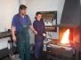 Kovářský výcvik opět v Kovárně VIVA