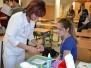 Naši žáci se zapojili do dárcovství kostní dřeně