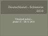 Schwerin - jaro 2010