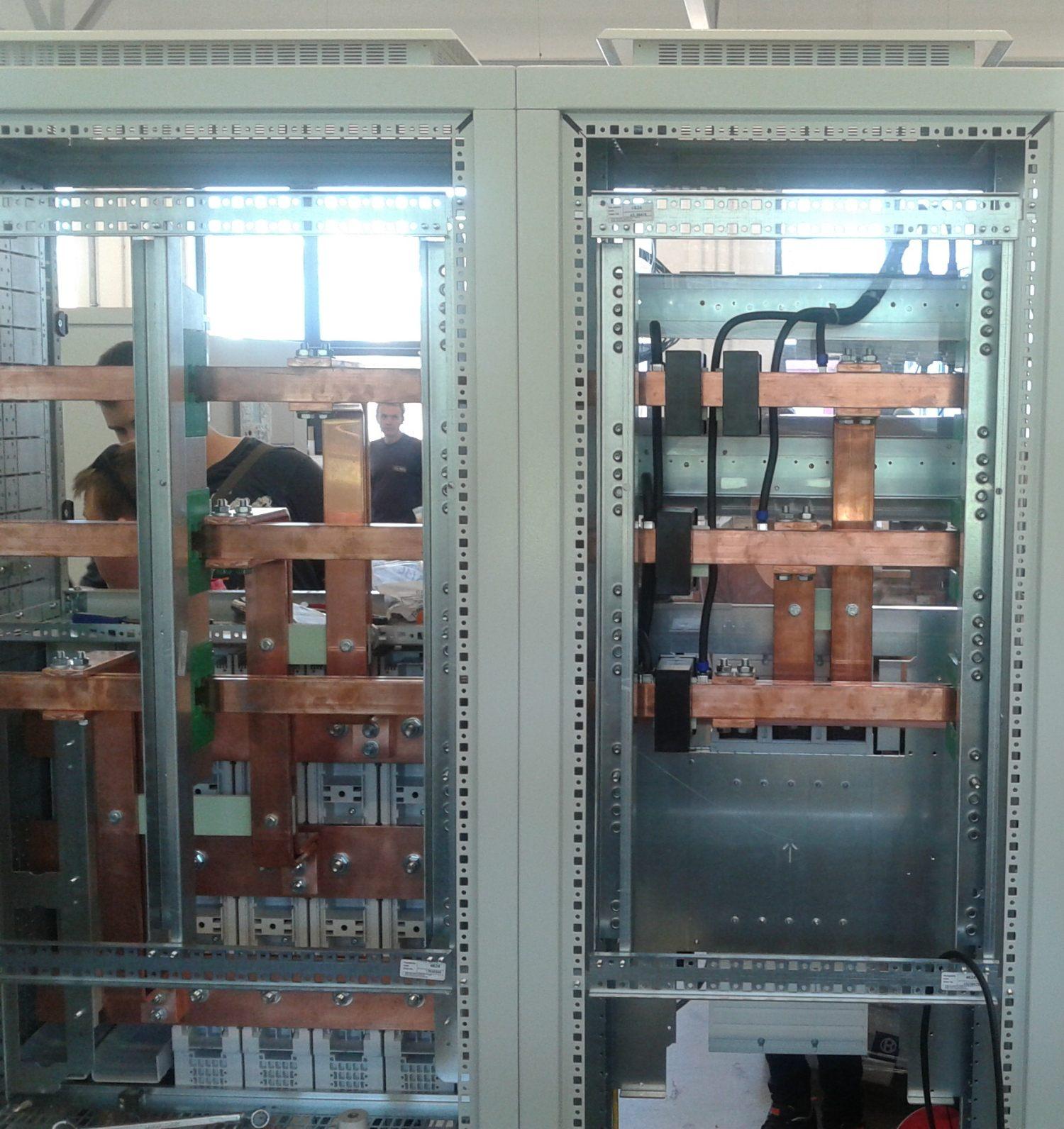 Exkurze na výrobu rozvaděčů ELMO